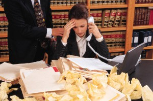 Legal Research Paralegal